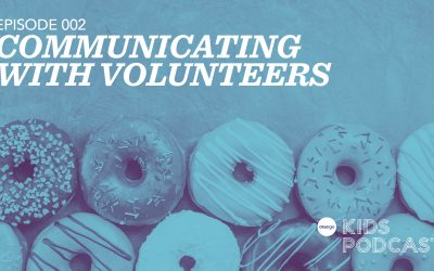 OKP 002: Donuts Speak Louder – Communicating with Volunteers