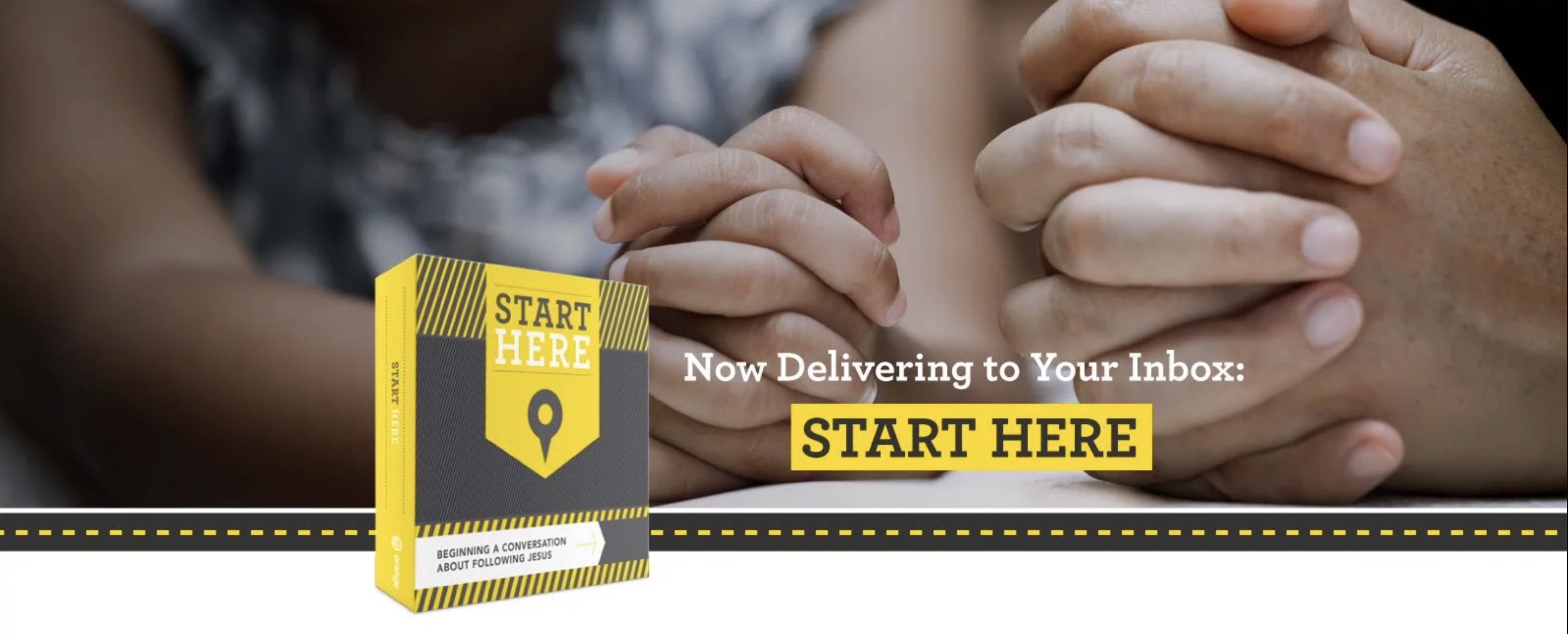 Start Here is a free downloadable gospel presentation for children's ministry leaders to use alongside parents to teach kids about the most important decision in their life.