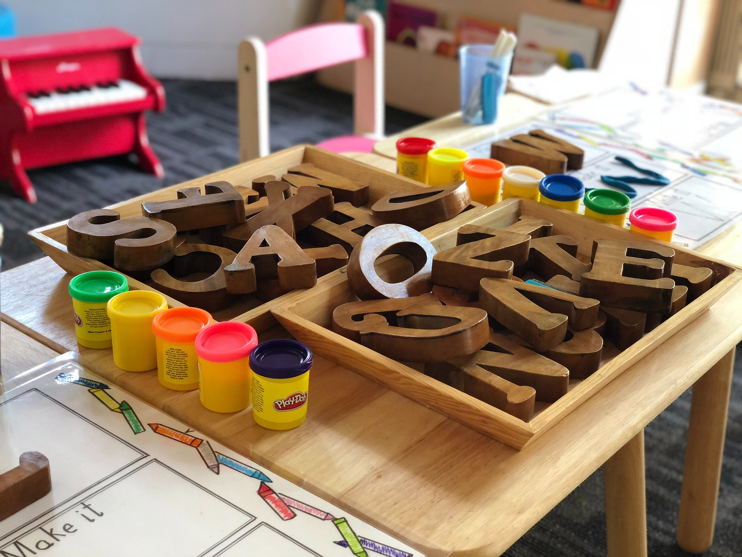 The 4 Questions Every Preschooler is Asking