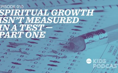 OKP 010: Spiritual Growth Isn't Measured in a Test | Part 1 – Prioritizing Transformation over Information