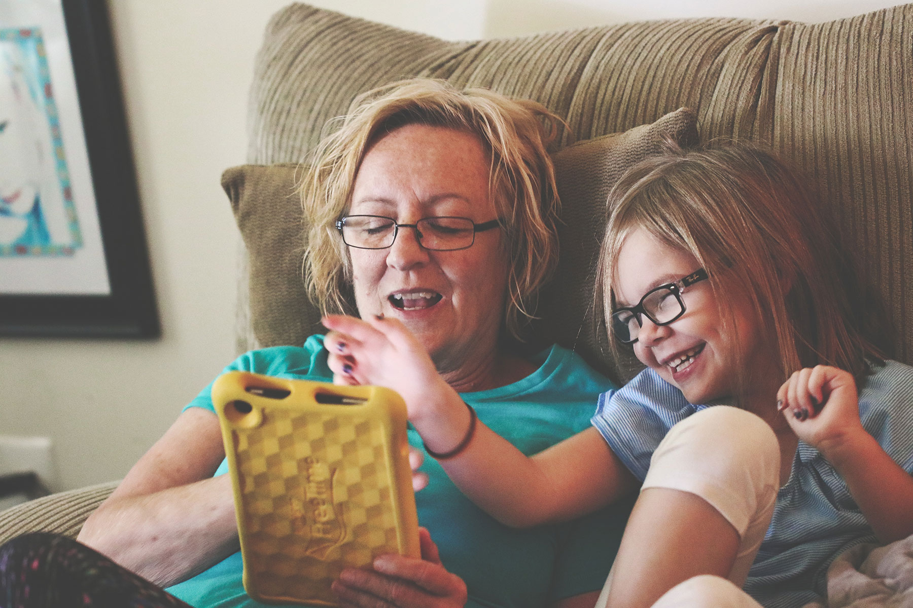 Keeping Kids Digitally Connected