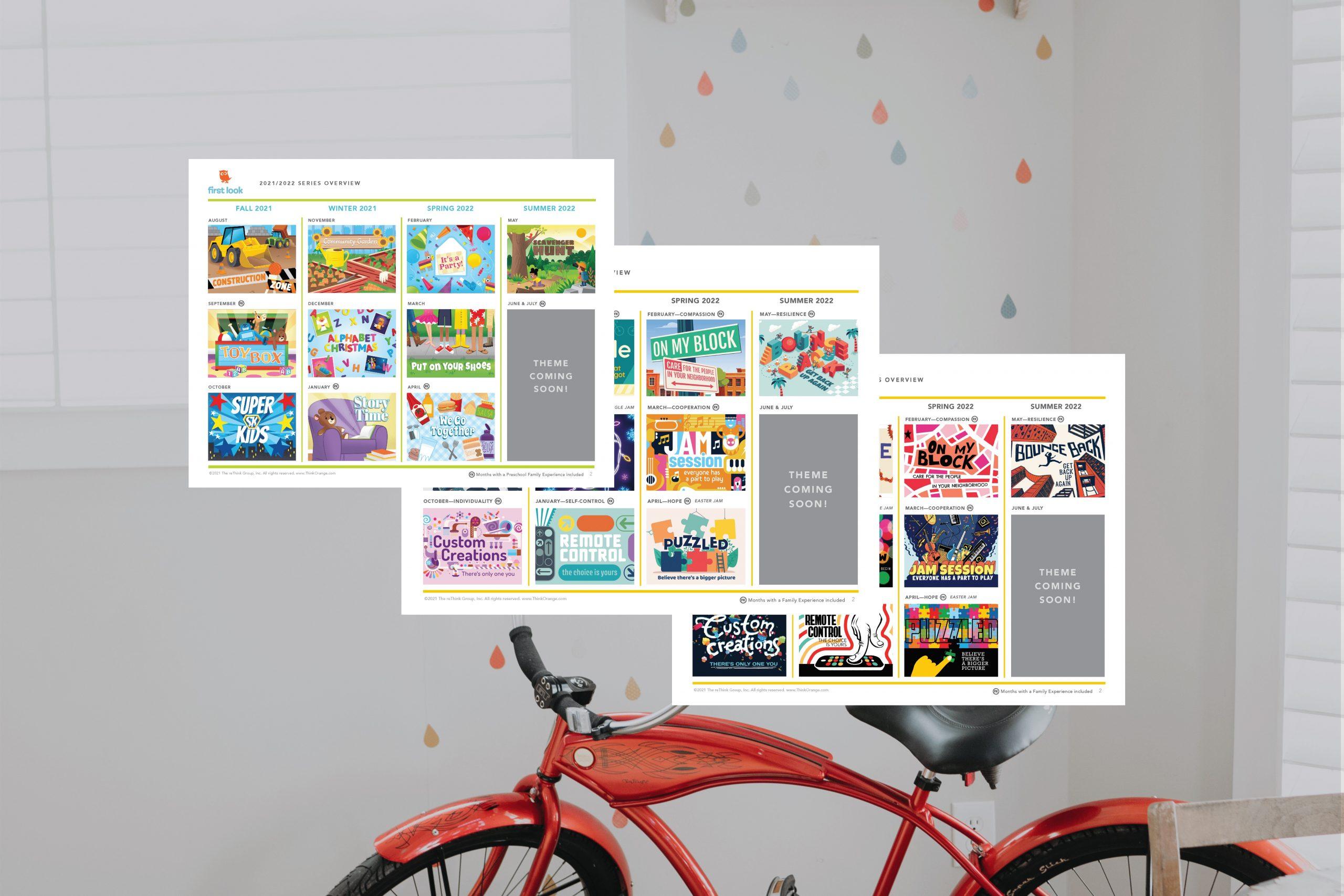 Orange Kids Curriculum Scope and Cycle 2021 2022