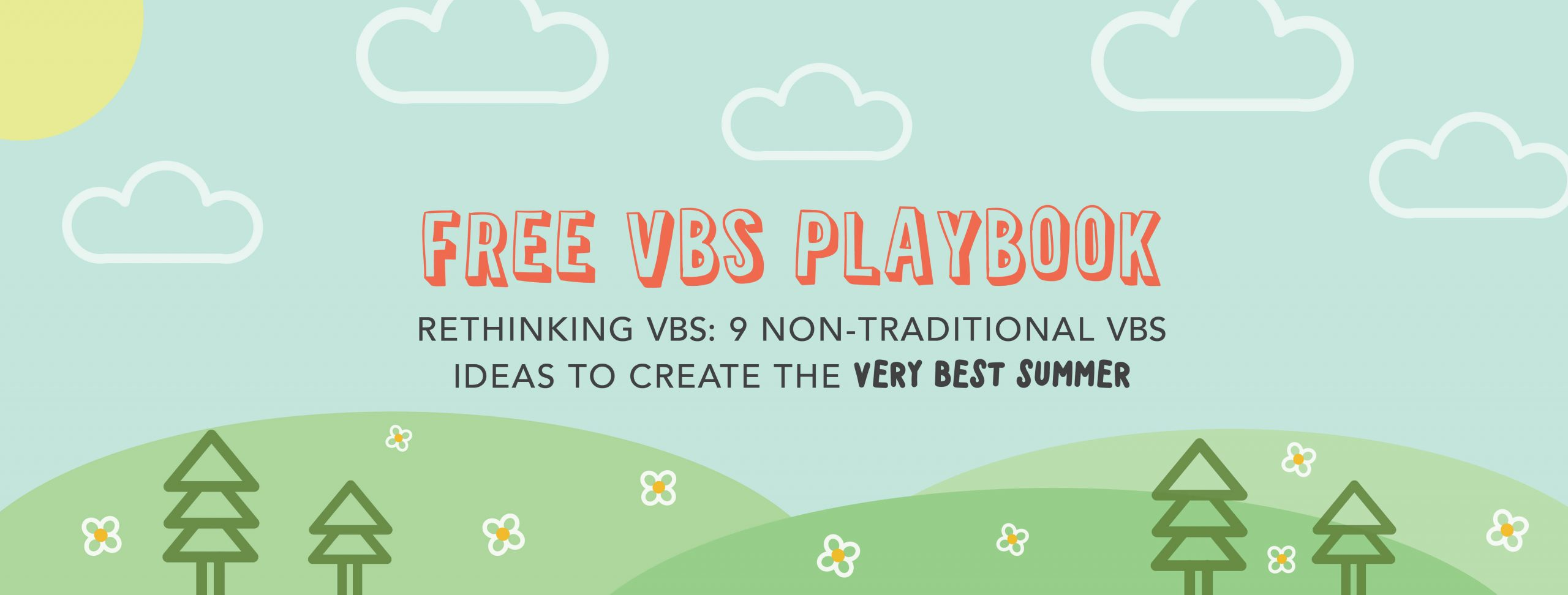 free VBS ideas